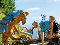 Alpinolino alpolino-Westendorf play-parkas-vaikai-žaisti parkų gamtos patirtimi šeimos įdomus parkas