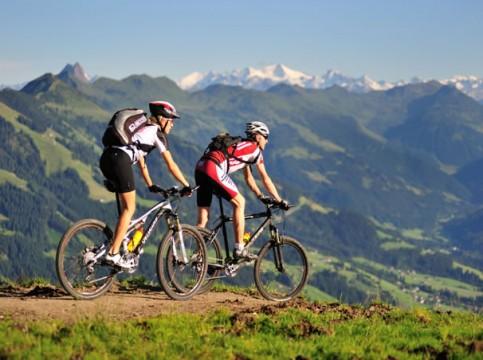 Alpine Хопфгартен-Brixental велосипед гірський велосипед керівництво-путівник тур-Вентспілс-Windautal