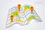 цифровой Landkarte-Wildschoenau-Тироль-Австро-kitzbuehelr-Альпы-карту
